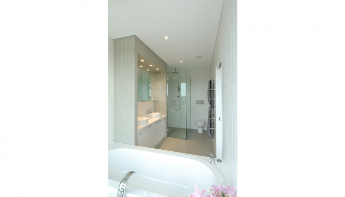 Mosman House Bathroom