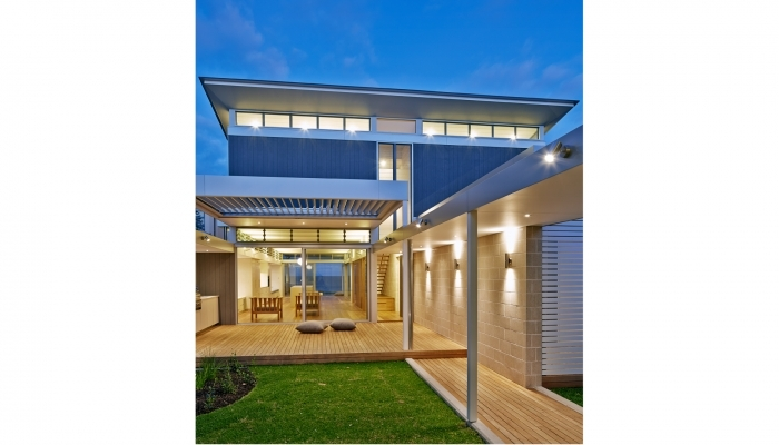 Mona Vale House from Courtyard