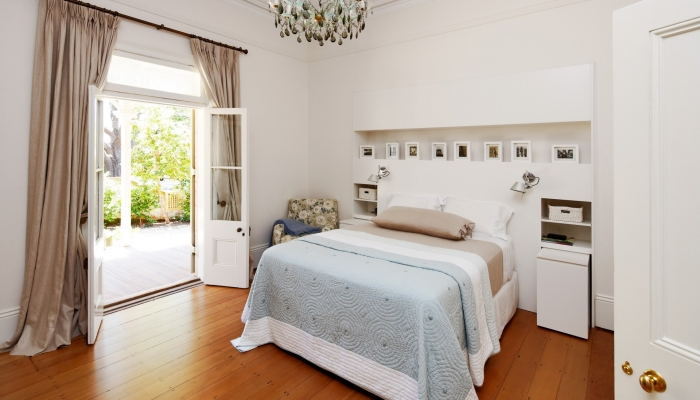 Hunters Hill House Bedroom