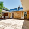 Hunters Hill House Courtyard