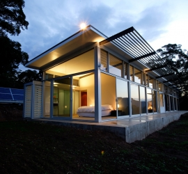Kangaroo Valley House, 2005