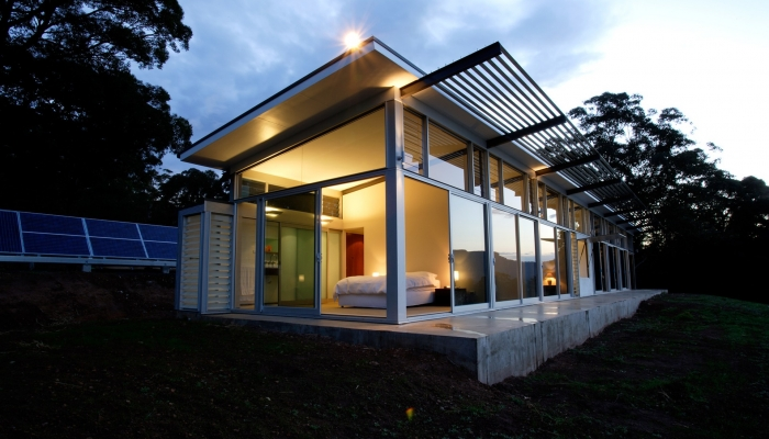 Kangaroo Valley - Exterior, Evening