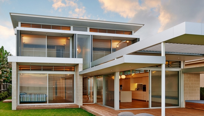 Mona Vale - Exterior, Front