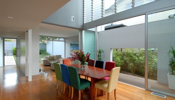 Mosman House - Dining Area