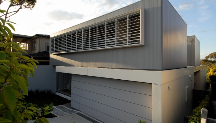 Mosman House Front