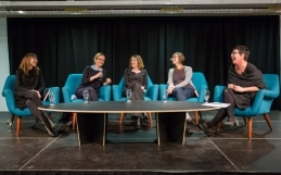 Parlour Panel Discussion: Women, Equity and Practice