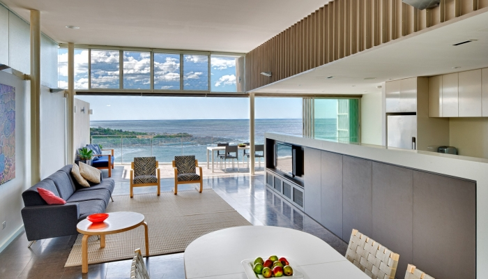 Queenscliff House Living