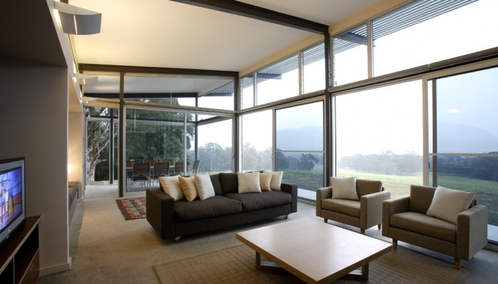Kangaroo Valley House Living Space