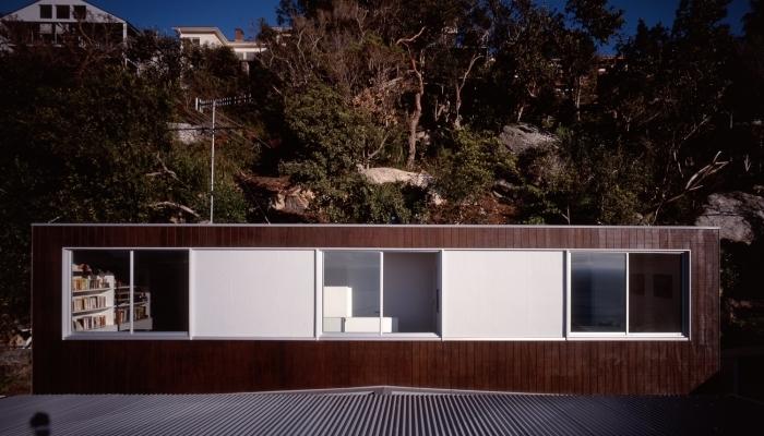 Whale Beach House Landscape