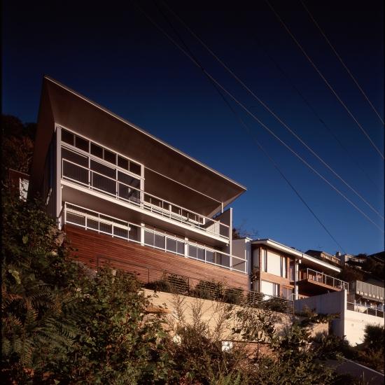 Whale Beach House, 2001