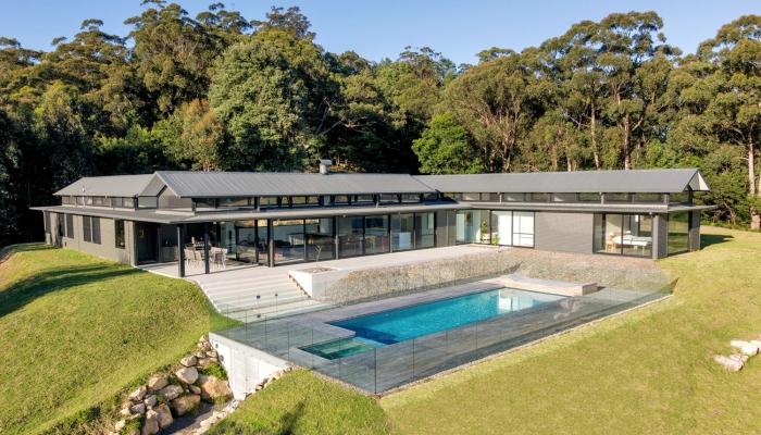 Kangaroo Valley House exterior