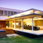 Manly Lagoon House Indoor to Outdoor