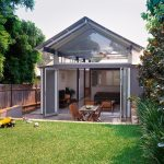 Naremburn House Backyard