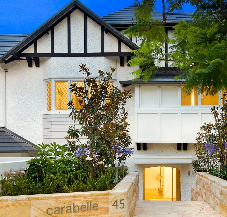 Carabelle Apartments, Kirribilli
