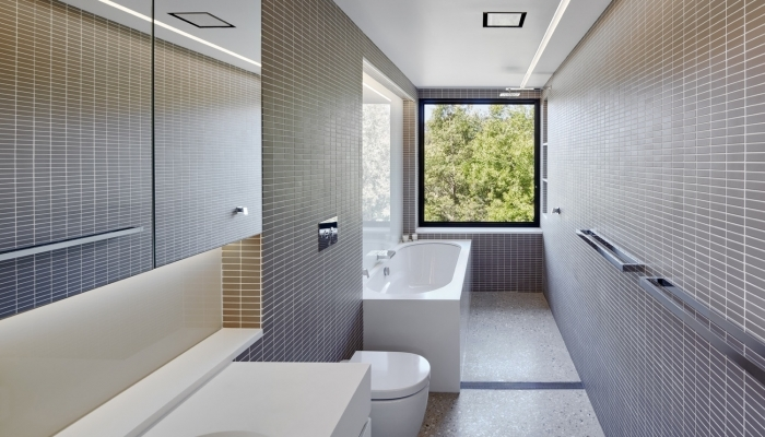 Kangaroo Valley House bathroom